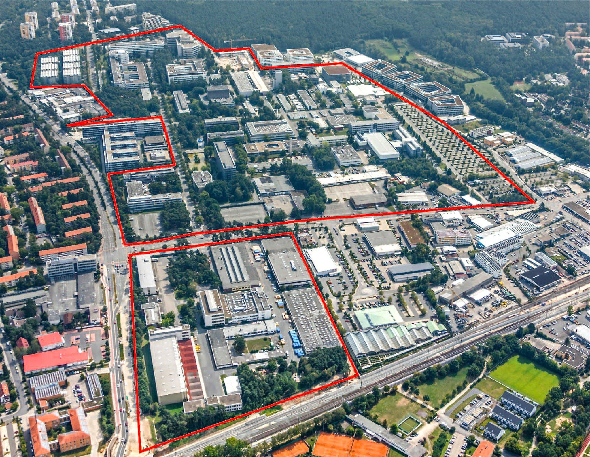 Erlangen Siemens Campus