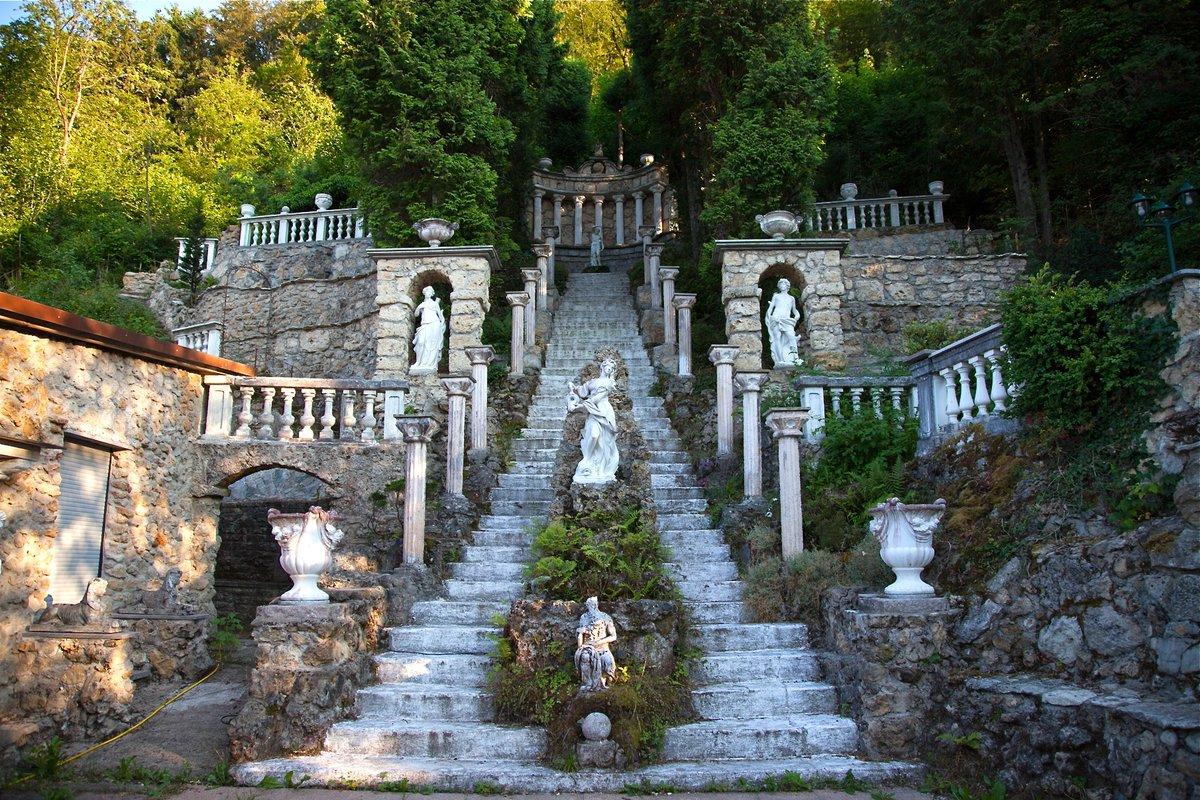 Römischer Garten Mitten In Franken Forchheim