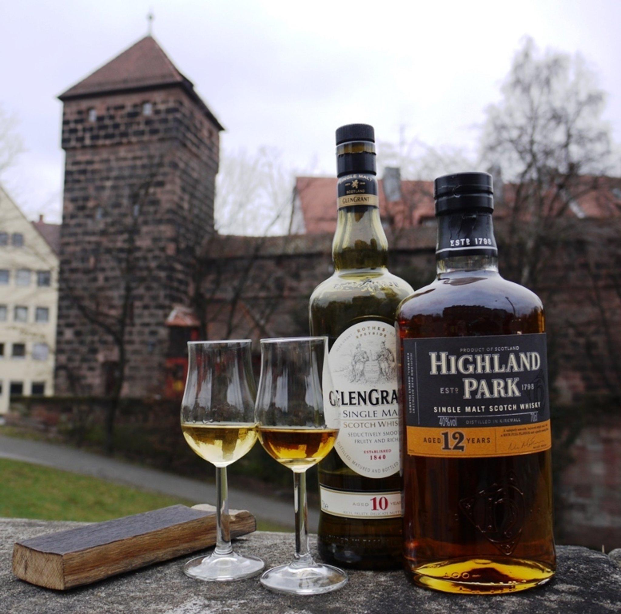 Whisky Tasting Nürnberg