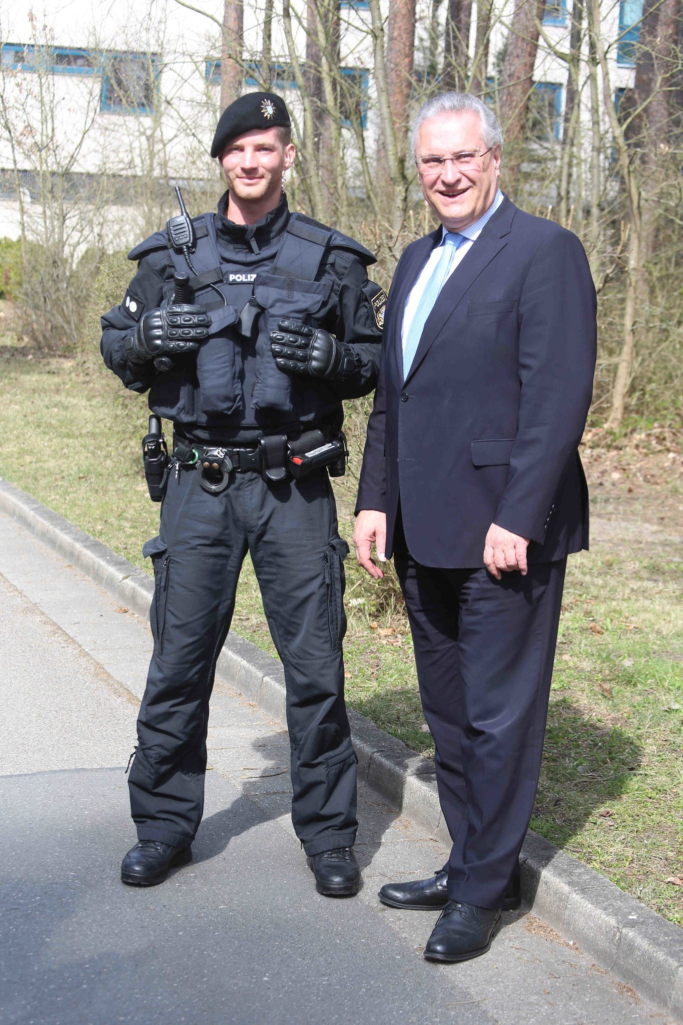 Nürnberg Polizei Heute