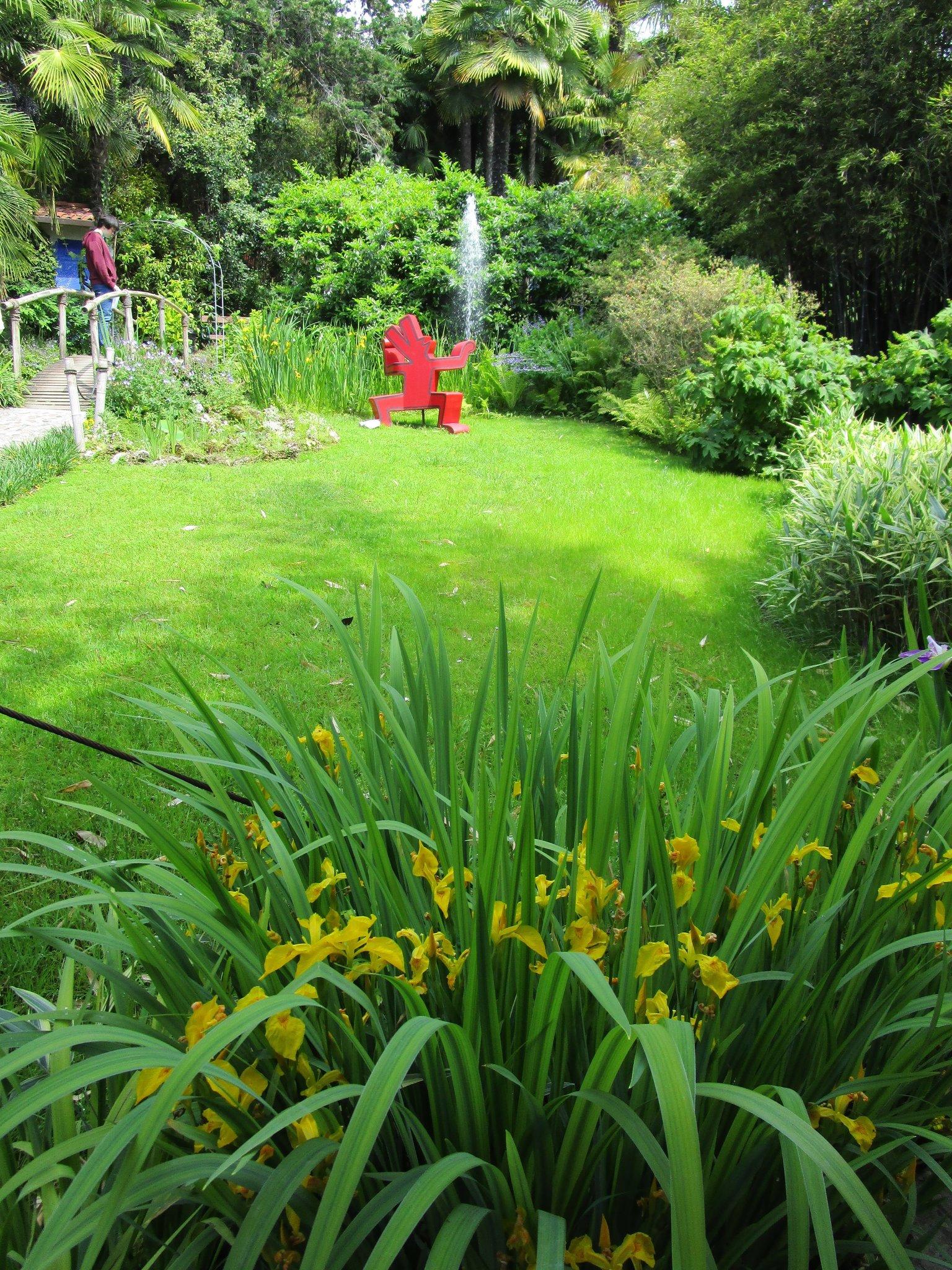 Botanischer Garten André Heller Bayern