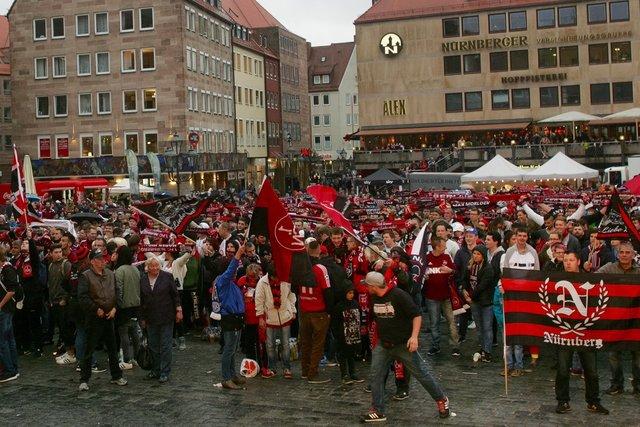 Public Viewing Nürnberg