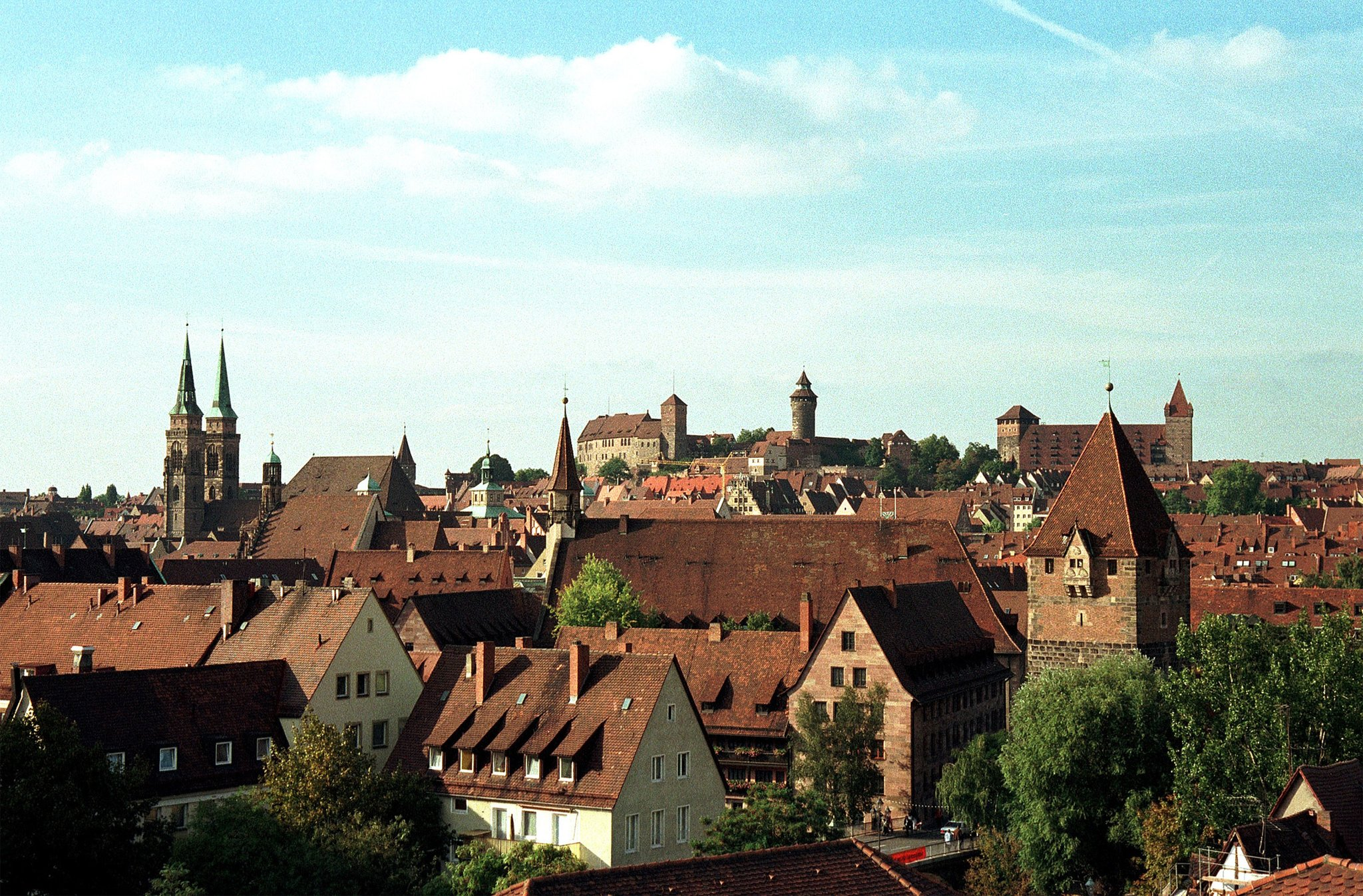 Nürnberg München