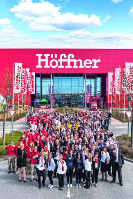 Möbel Höffner bietet 200 interessante Ausbildungsplätze in ...