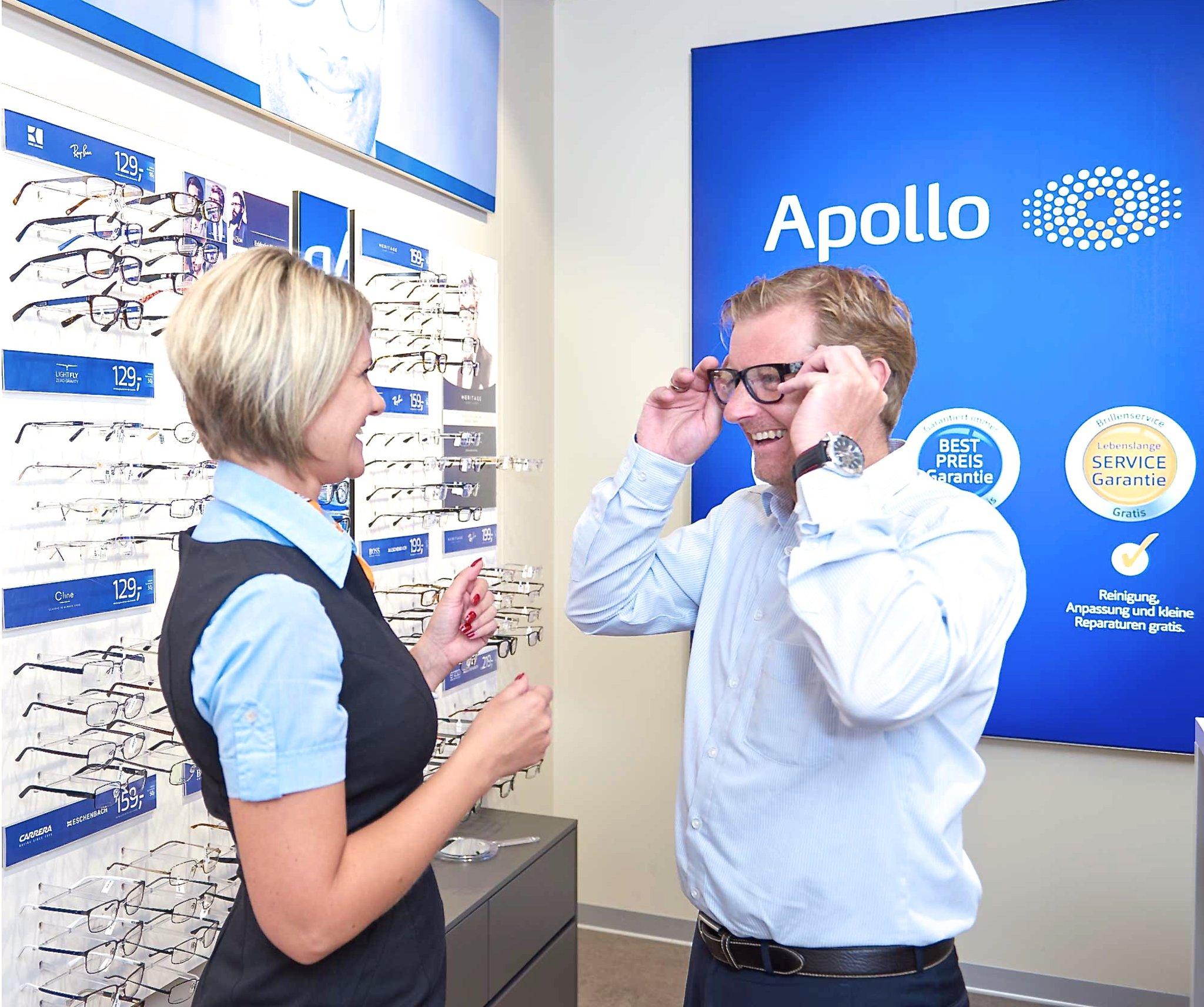 Brille Zurückgeben Apollo Optik