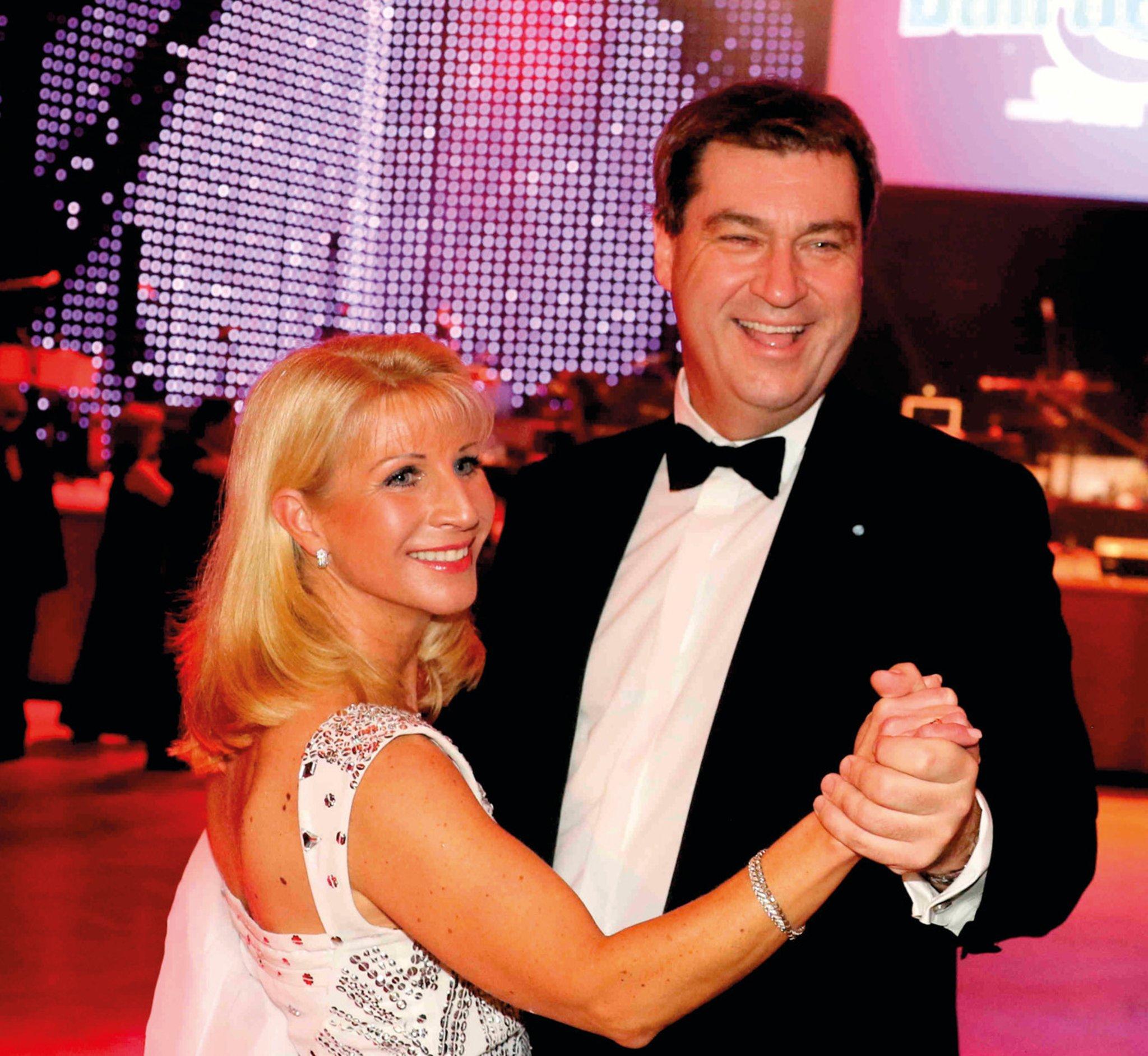 Am Wochenende Ist Es Soweit Ministerprasident Markus Soder Freut Sich Auf Den Ball Der Union Nurnberg