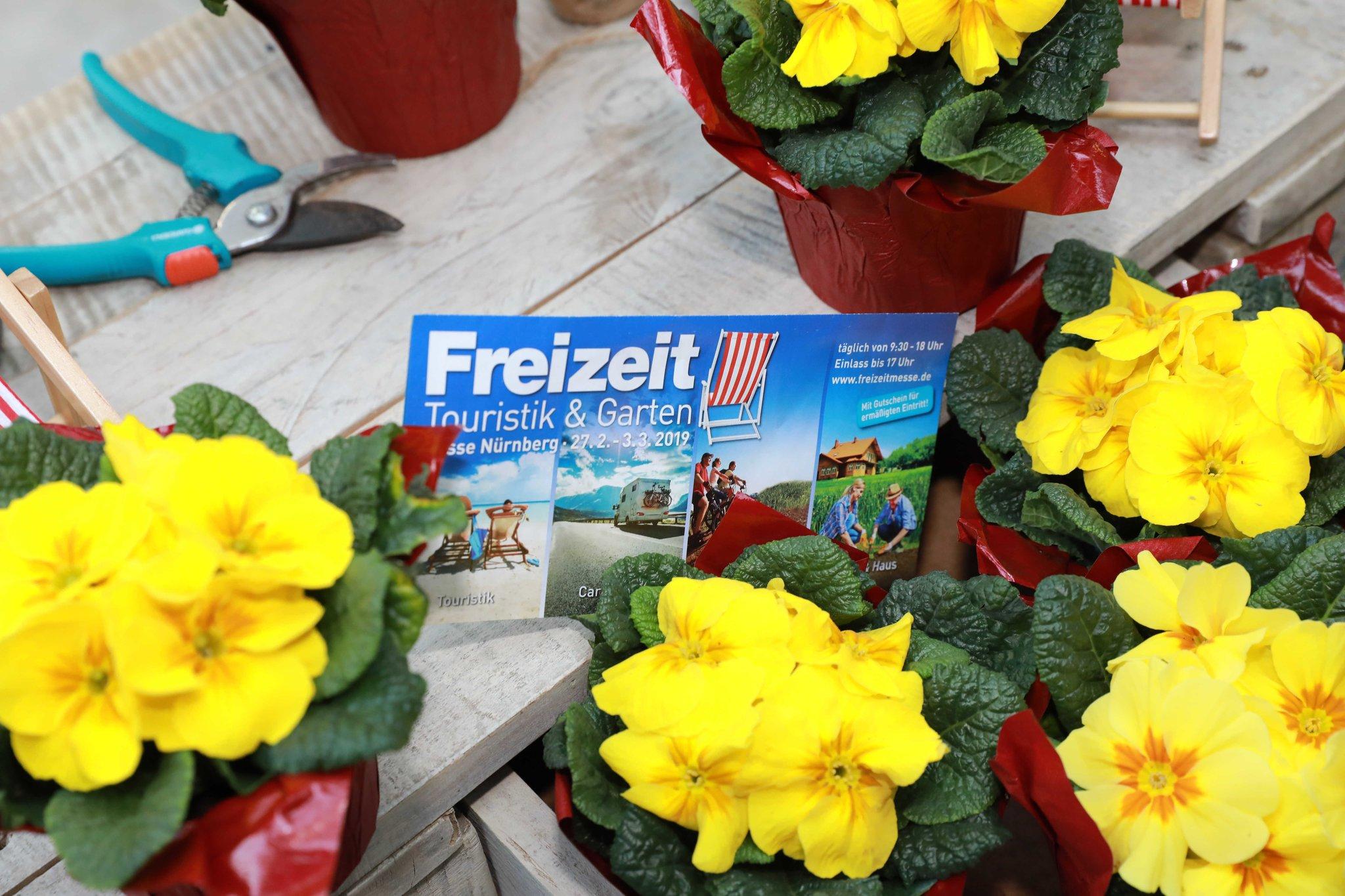 Eroffnung Freizeit Messe Nurnberg 2019 Erster Blick In Die Bluhenden Hallen Nurnberg