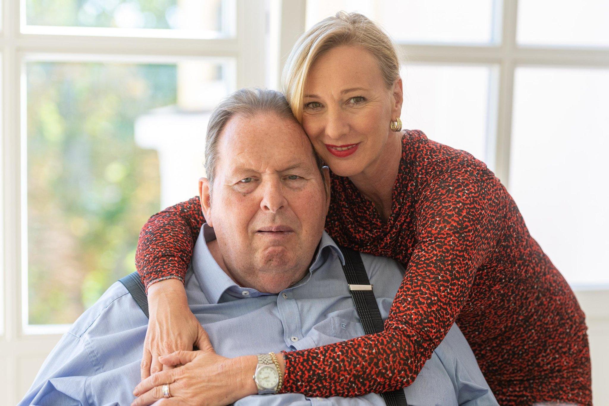 Flitterwochen: Ottfried Fischer: ,,Meine Frau wird jeden