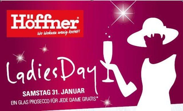 Ladies Day Bei Möbel Höffner