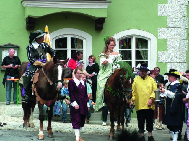 Tillyfest Breitenbrunn 2021